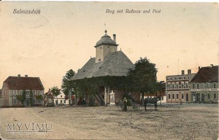 SULMIRSCHUTZ-SULMIERZYCE 1909