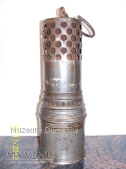 LAMPA RADIATOR - 1925r.