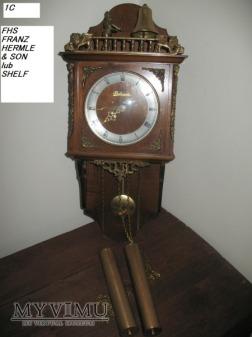 zegar wiszacy holenderski