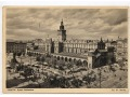 Kraków - Rynek - Sukiennice - 1938