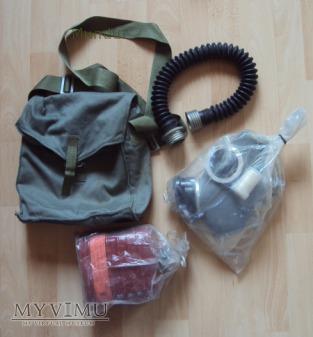 Maska przeciwgazowa MC-1 z pochłaniaczem P22/1-W