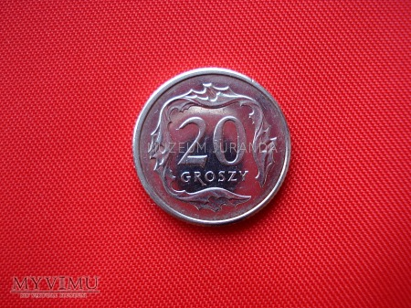 20 groszy 2012 rok