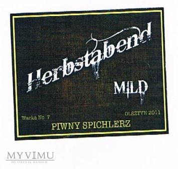 herbstabend mild
