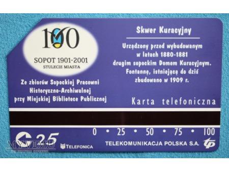 Sopot-Skwer Kuracyjny