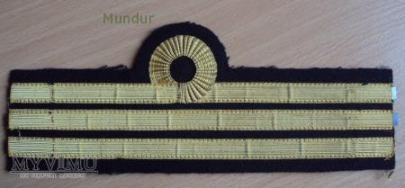 Dystynkcje do munduru wyjściowego MW - porucznik