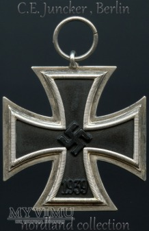 Eisernes Kreuz II.Klasse (C.E.Juncker)