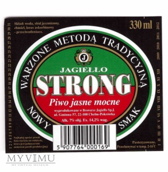 STRONG PIWO JASNE MOCNE
