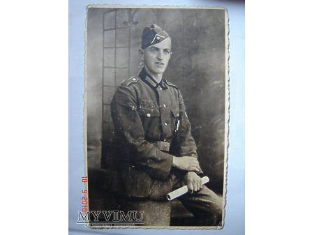 Duże zdjęcie Żołnierz Wh 1943