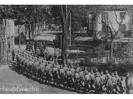 1. Aufklärungs-Abteilung ; ostatnie dni pokoju
