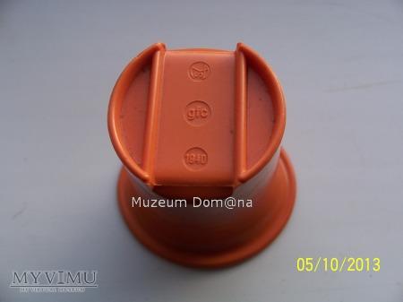 MANIERKA NIEMIECKA M31 - kubek pomarańczowy -gfc-