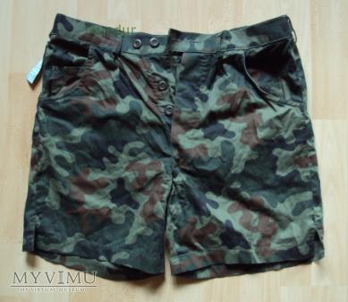 Spodnie polowe tropikalne krótkie wz. 124/MON