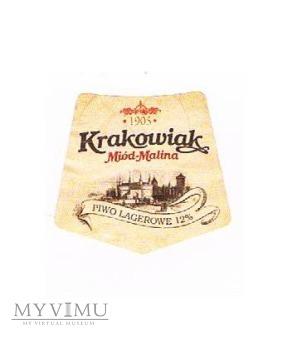 krakowiak miód -malina
