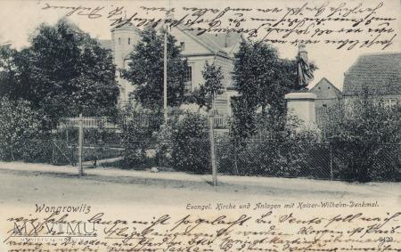 Wągrowiec - kościół ewangelicki