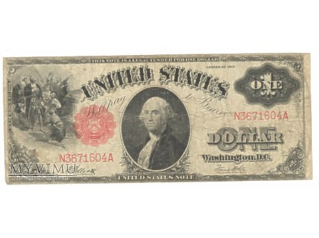1 USD 1917
