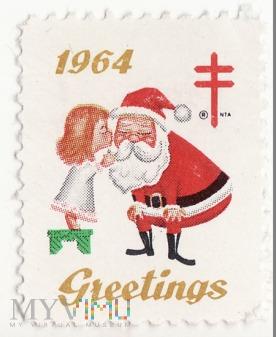 Świateczna kolekcja 1964 /1965