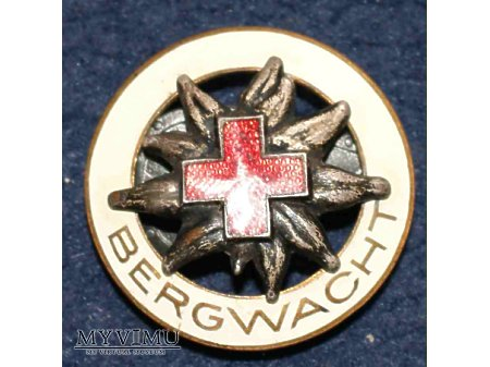 Odznaka Bergwacht