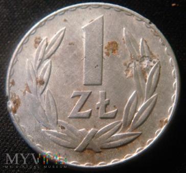 1 złoty 1949