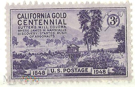 California Gold Centenial