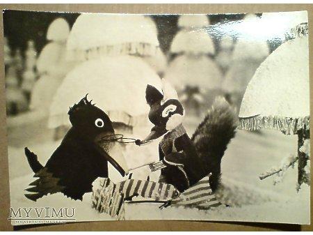 Pan Kruk i Pan Lis z Baśniowego Lasu