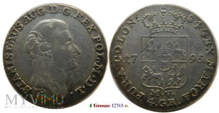 Złotówka Koronna 1795 r