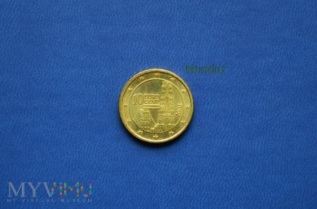 Moneta: 10 euro cent - Austria