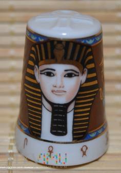 Seria :In Glaz Pharaonen/ Totmes III