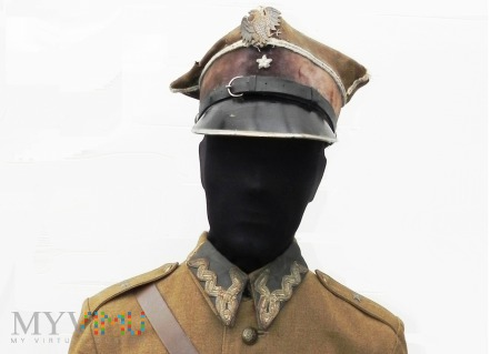 Podporucznik piechoty, 1943-1949