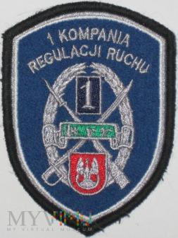 1 Kompania Regulacji Ruchu.Bydgoszcz.