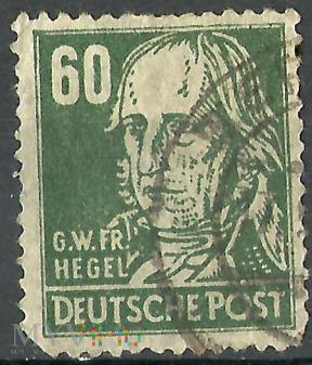 G.W. Fr. Hegel