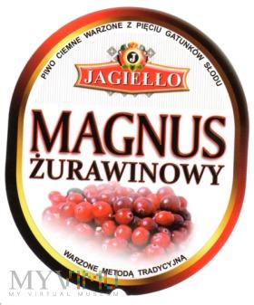 Magnus Żurawinowy