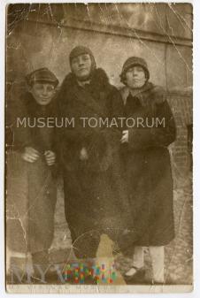 Stare zdjęcie rodzinne