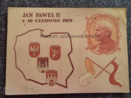 Papież Jan Paweł II 2-10 czerwiec 1979
