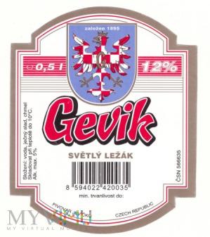 Jevicko, Gevik