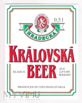 Kralovska Beer