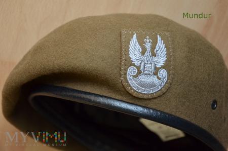 Duże zdjęcie Beret Wojsk Obrony Terytorialnej