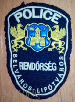Policja miasta Lipótuaros