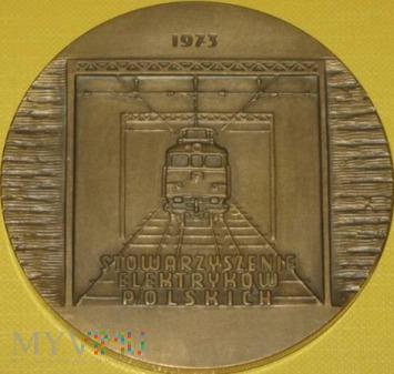 Medal SEP dla profesora Romana Podoskiego
