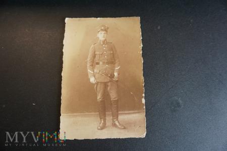 Na pamiatke z wojska - II RP około 1919 roku