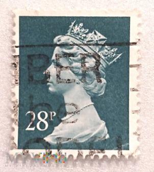 Elżbieta II, GB 1358C