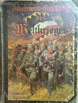 Illustrierte geschichte des weltkrieges 1914