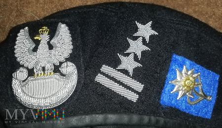 Pułkownik dowództwa 21 BSP