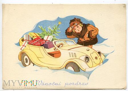 Wesołych Świąt - 1955