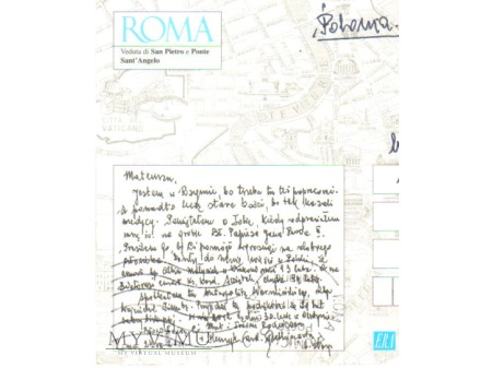 List od Kardynała Henryka Gulbinowicza