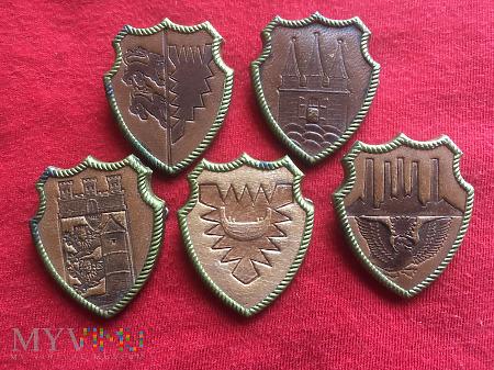 WHW Wappen Gau Schleswig-Holstein