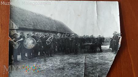 Związek Strzelecki w Podhajcach 1929 rok