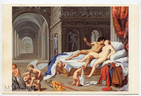 Carlo Saracceni - Mars i Venus