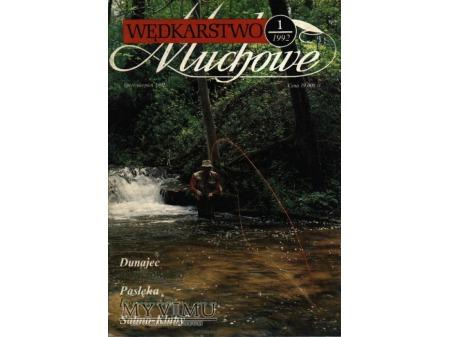Wędkarstwo Muchowe 1-2'1992