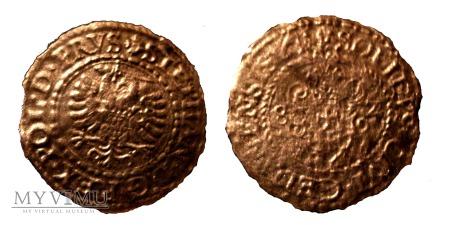 Szeląg Stefan Batory 1582 - R