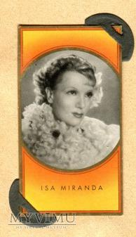 Duże zdjęcie Bunte Filmbilder 1936 Charles Boyer Isa Miranda