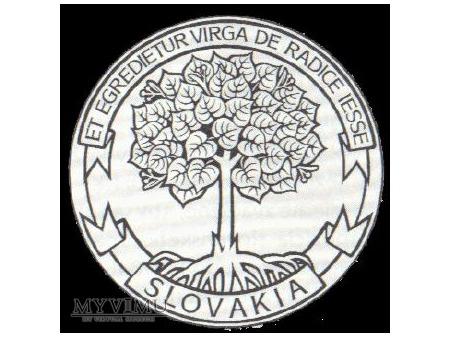 Herb Słowacji.